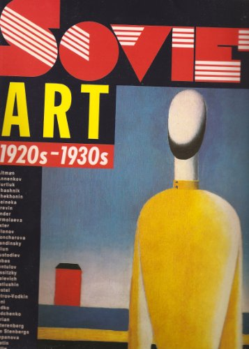 9780140116588: Soviet Art in the 1920s-1930s