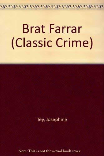 9780140116847: Brat Farrar (Classic Crime)