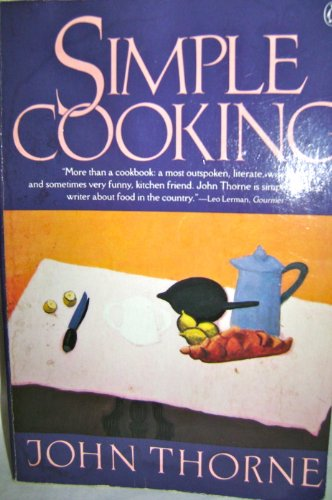 9780140117370: Simple Cooking