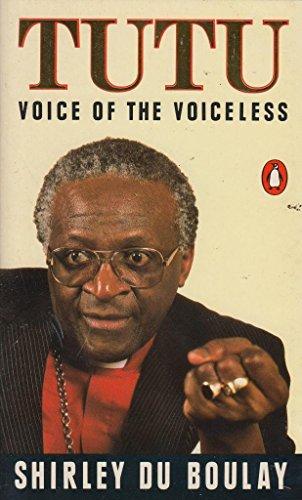 9780140117691: Tutu: Voice of the Voiceless