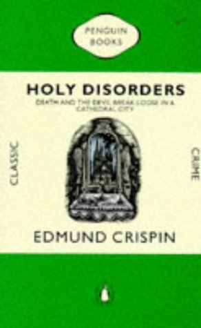 9780140117721: Holy Disorders (Classic Crime)