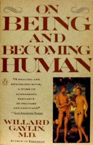 9780140117813: On Being and Becoming Human