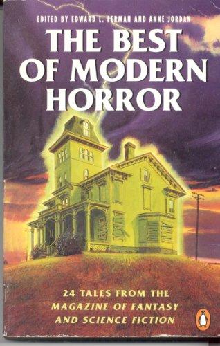 9780140118490: The Best of Modern Horror