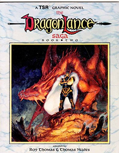 9780140118551: Dragonlance Saga: v. 2: The Graphic Novel (TSR Fantasy)