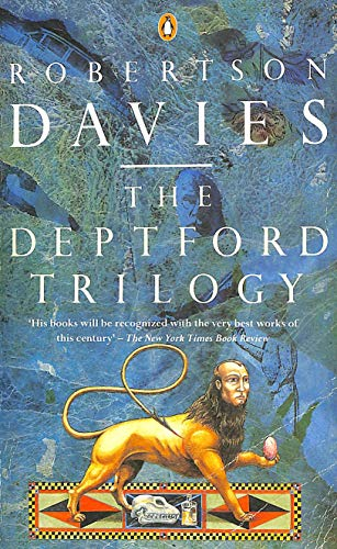 9780140118599: [The Deptford Trilogy: Fifth Business, The Manticore, World of Wonders] [by: Robertson Davies]