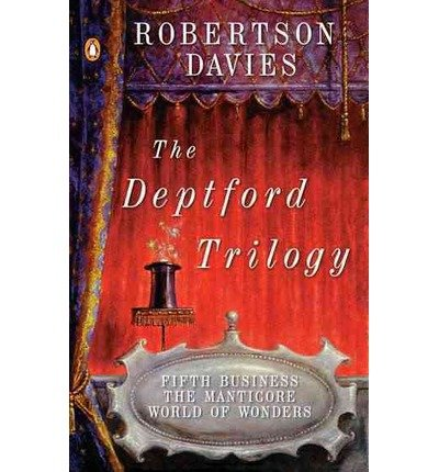 9780140118599: The Deptford Trilogy: Fifth Business;the Manticore;World of Wonders