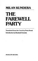 9780140119053: The Farewell Party