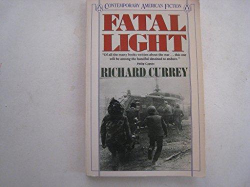 9780140119459: Fatal Light: A Novel (Contemporary American Fiction)