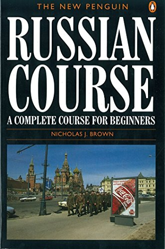 9780140120417: The New Penguin Russian Course: A Complete Course for Beginners (Penguin Handbooks)