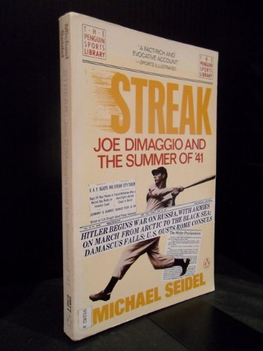 9780140121049: Streak: Joe Dimaggio and Summer of '41 (Penguin Sports Library)