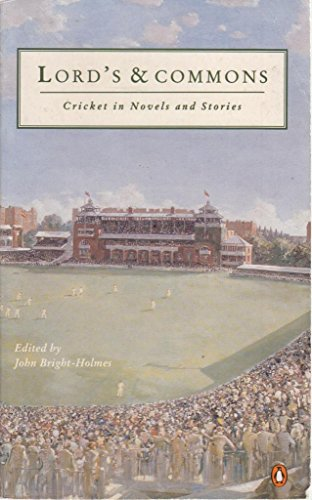 9780140121094: Lord's and Commons: Cricket in Novels and Stories