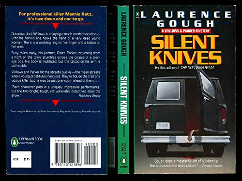 9780140121896: Silent Knives (Penguin Crime Monthly)