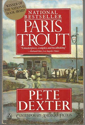 9780140122060: Paris Trout (Contemporary American Fiction)