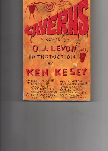 Caverns: A Novel by O.U. Levon