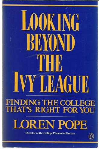 9780140122091: Pope Loren : beyond the Ivies