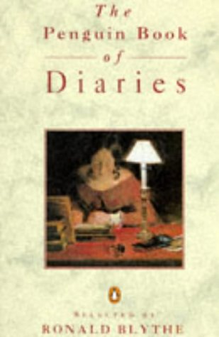9780140122312: The Penguin Book of Diaries