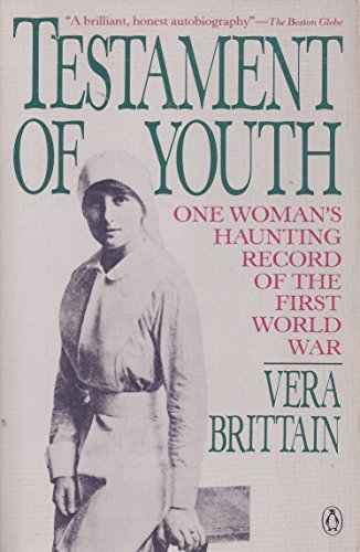 9780140122510: Testament of Youth: An Autobiographical Study of the Years 1900-1925