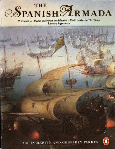 Spanish Armada (0140122680) by Colin Martin