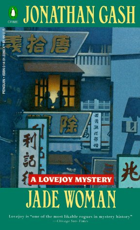 9780140122800: Jade Woman: A Lovejoy Mystery