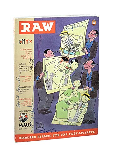 9780140122817: RAW. VOL 2. NO 2 (Penguin Graphic Fiction): v. 2