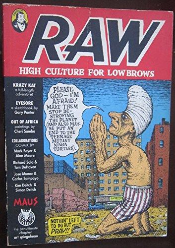 9780140122824: Raw 3