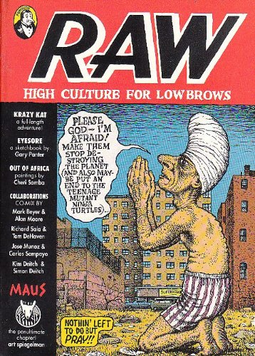 Raw (Volumes 2(#2) ,2(#3)
