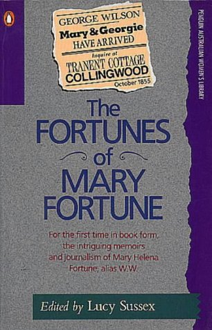 9780140123029: The Fortunes of Mary Fortune (Penguin Australian Women's Library)