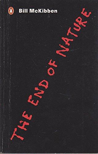 End Of Nature: BILL MCKIBBEN