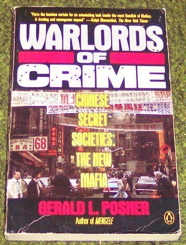 9780140123401: Posner Gerald L. : Warlords of Crime