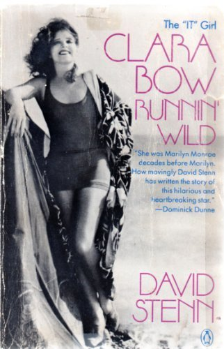 9780140124026: Stenn David : Clara Bow:Runnin' Wild