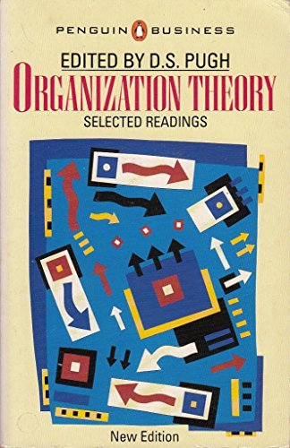 9780140124231: Organization Theory: Selected Readings, Third Edition (Business Library)