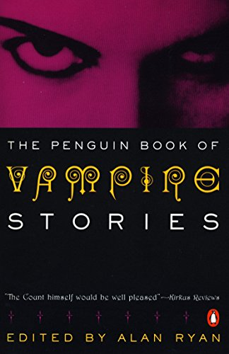 9780140124453: Vampire Stories, the Penguin Book of