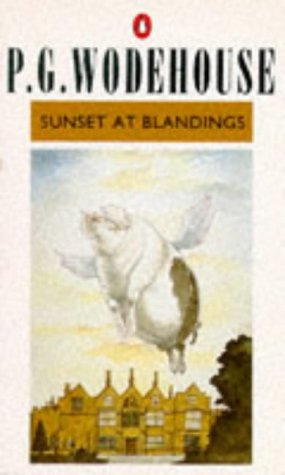 9780140124484: Sunset at Blandings