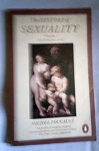 Foucault the history of sexuality vol 1
