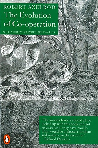 9780140124958: The Evolution of Co-Operation (Penguin Press Science)