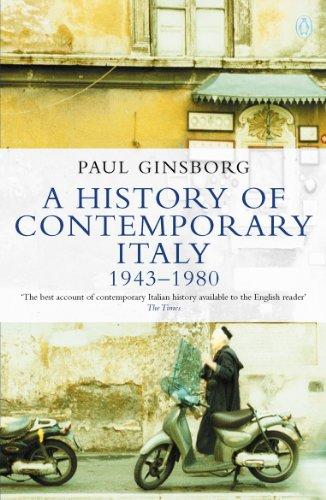 9780140124965: A History of Contemporary Italy: Society and Politics: 1943-1980 (Penguin History)