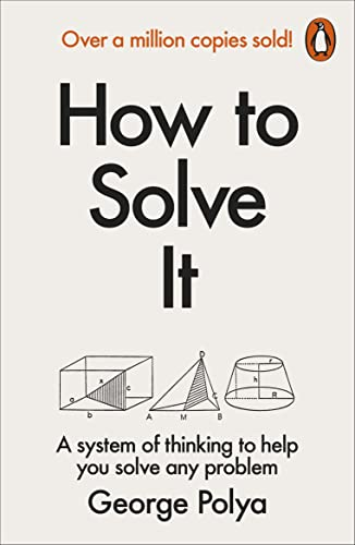 9780140124996: How to Solve it: A New Aspect of Mathematical Method (Penguin Science)