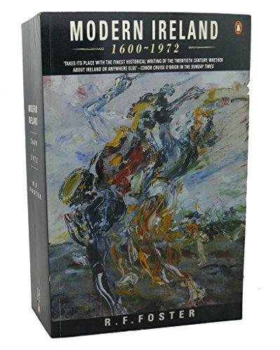 9780140125108: Modern Ireland 1600-1972