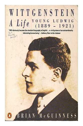 9780140125177: Wittgenstein: A Life: Young Ludwig(1889-1921): 1889-1921: Young Ludwig (Penguin philosophy)