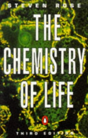 9780140125320: The Chemistry of Life (Penguin science)