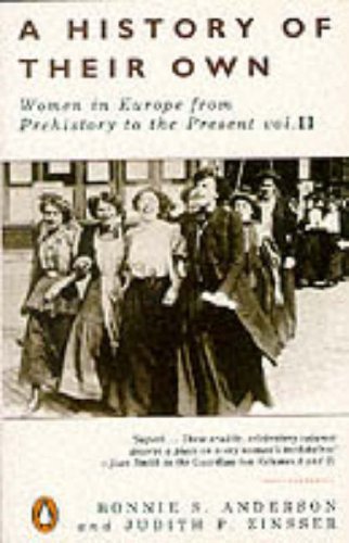 9780140125337: History of Their Own Women In Europe (v. 2)
