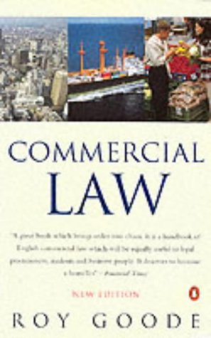 9780140125344: Commercial Law