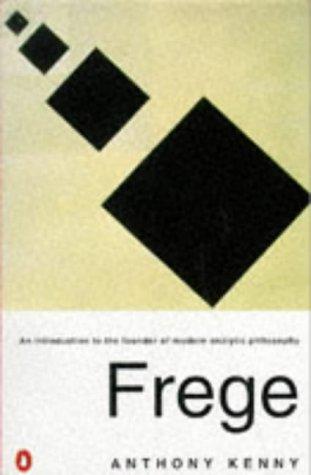 9780140125504: Frege (Penguin Philosophy)