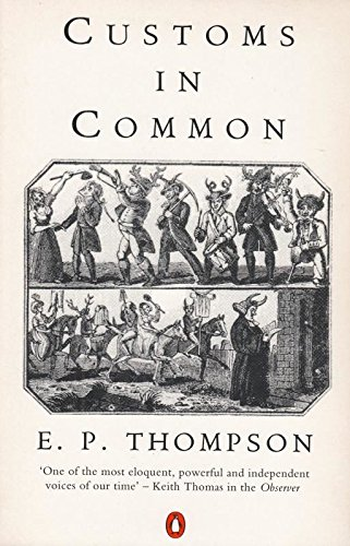 9780140125566: Customs in Common (Penguin History)