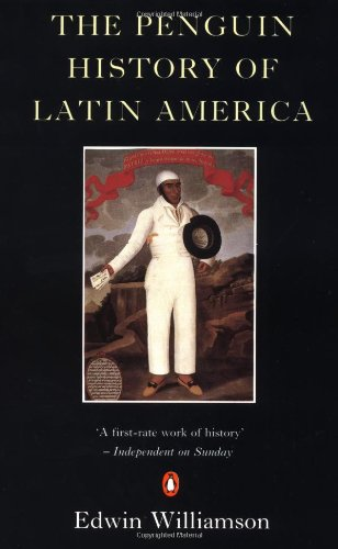 9780140125597: The Penguin History of Latin America