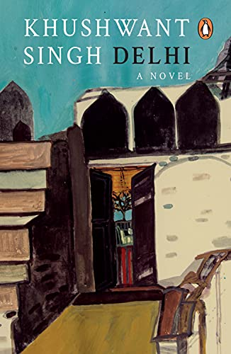 9780140126198: Delhi: A Novel