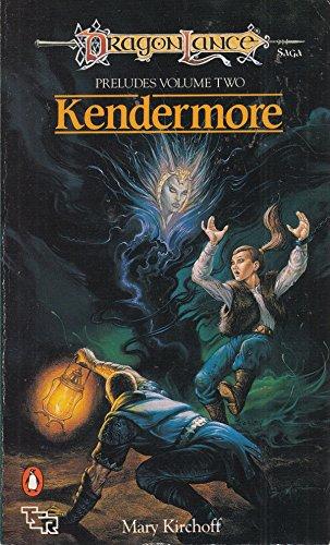 9780140126327: Dragonlance Preludes: Kendermore v. 2 (TSR Fantasy)