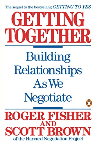 9780140126389: Getting Together: Building Relationships As We Negotiate