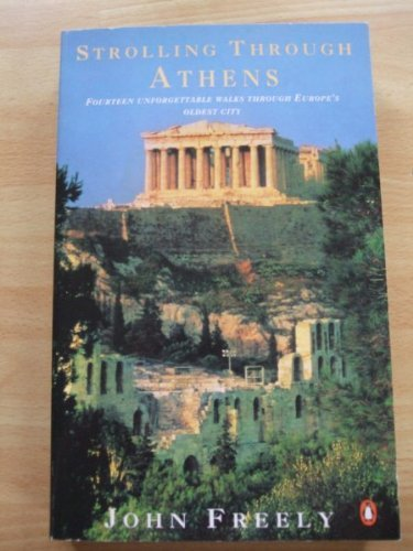 9780140126501: Strolling through Athens: A Guide to the City