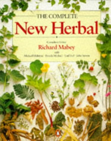 9780140126822: The Complete New Herbal: A Practical Guide to Herbal Living